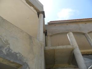2nd floor rear veranda